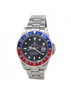 Rolex GMT-Master II (Z Serial) Stainless Steel Automatic Men's Watch 16710