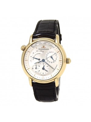 Jaeger-LeCoultre Master Control Geographic 18k Yellow Gold Automatic 169.1.92