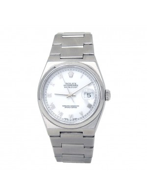 Rolex Oyster Quartz Stainless Steel Men's Watch 17000