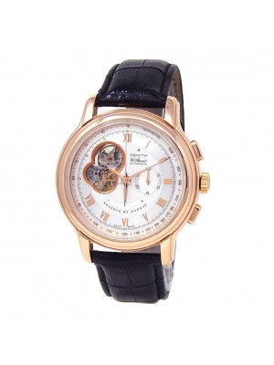 Zenith Chronomaster XXT Open 18k Rose Gold Automatic Men's Watch 18.1260.4021