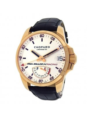 Chopard Mille Miglia GT XL 161272-5003 Rose Gold White
