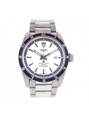 Tudor Grantour Stainless Steel Automatic Men's Watch 20500N-WSSS
