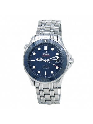 Omega Seamaster Stainless Steel Automatic Men's Watch 212.30.41.20.03.001