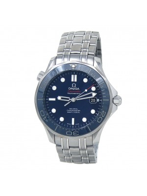 Omega Seamaster Stainless Steel Men's Watch Automatic 212.30.41.20.03.001