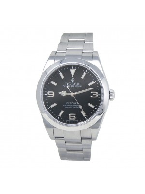 Rolex Explorer (G Serial) Stainless Steel Automatic Men's Watch 214270