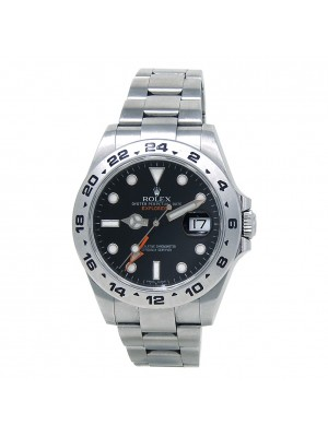 Rolex Explorer II Stainless Steel Automatic Men's Watch 216570