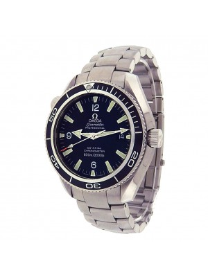Omega Seamaster 2201.50.00 Stainless Steel Automatic Black Men's Watch
