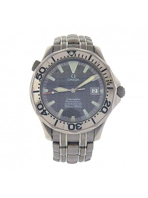 Omega Seamaster Titanium Case and Bracelet Automatic Men's Watch 2232.30.00
