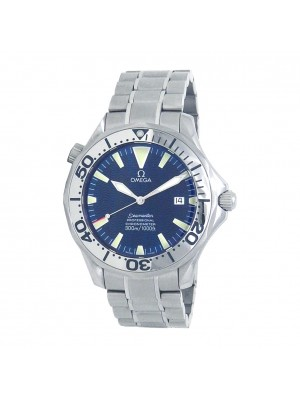 Omega Seamaster Stainless Steel Automatic Men's Watch 2255.80.00