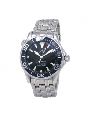 Omega Seamaster Stainless Steel Swiss Quartz Men's Watch 2262.50.00