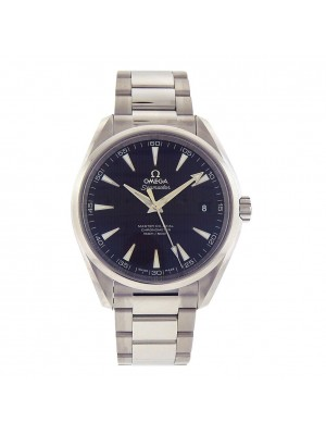 Omega Seamaster Aqua Terra Stainless Steel Automatic Men's Watch 23110422101003