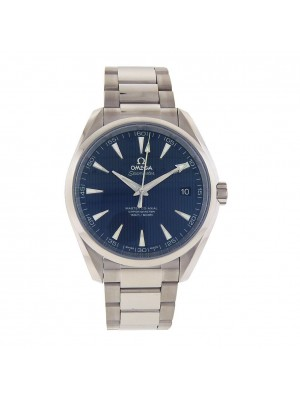 Omega Seamaster Aqua Terra Stainless Steel Automatic Men's Watch 23110422103003