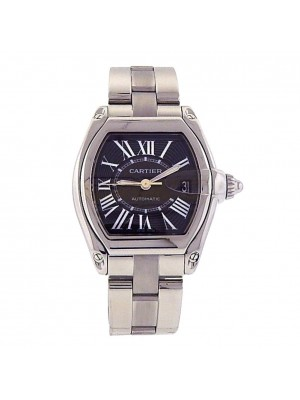 Cartier Roadster Stainless Steel Automatic Men's Watch - W62041V3