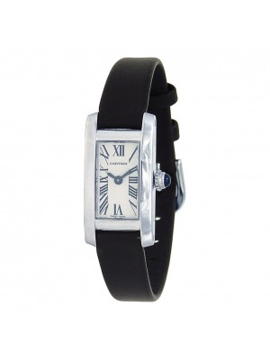 Cartier 18k White Gold Swiss Quartz Ladies Watch 2544