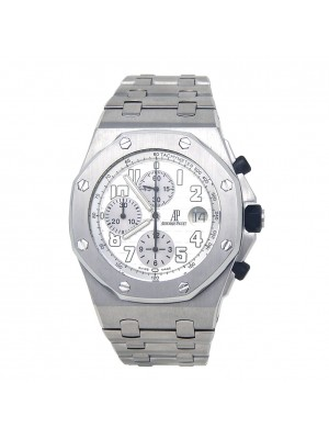 Audemars Piguet Royal Oak Offshore S.S. Auto Men's Watch 25721ST.OO.1000ST.07.A