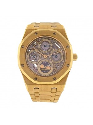 Audemars Piguet Royal Oak Perpetual Calendar 25829BA.OO.0944B.01 Skeleton Watch