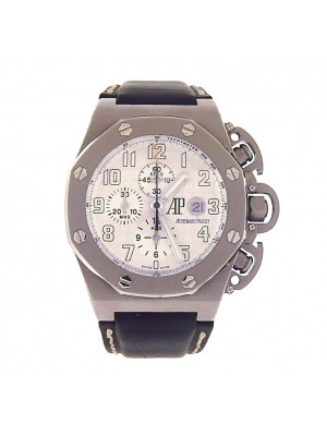 Men's Audemars Piguet Royal Oak Offshore T3 Titanium Automatic Chronograph Watch