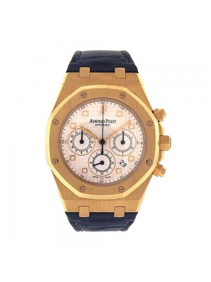 Audemars Piguet Royal Oak 18K Yellow Gold Automatic Watch 26022BA.OO.D088CR.01