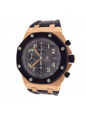 Audemars Piguet Royal Oak Offshore 26178OK.OO.D002CA.01 18k Rose Gold Men Watch