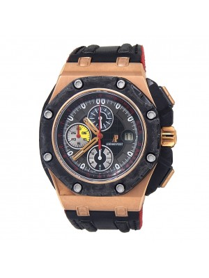 Audemars Piguet Royal Oak Offshore 18k Gold Men's Watch 26290RO.OO.A001VE.01