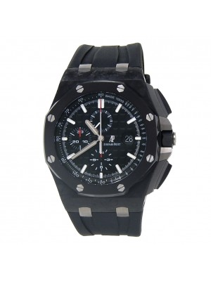 Audemars Piguet Offshore Black Carbon Fiber Automatic Watch 26400AU.OO.A002CA.01