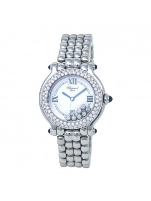 Chopard Happy Sport Classic Stainless Steel Swiss Quartz Ladies Watch 2782912005