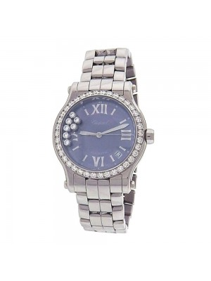 Chopard Happy Sport Diamond Bezel MOP Dial L.E Automatic Ladies Watch 2785593010