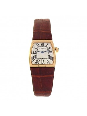 Cartier La Dona 18K Yellow Gold Quartz Movement Ladies Watch 2903