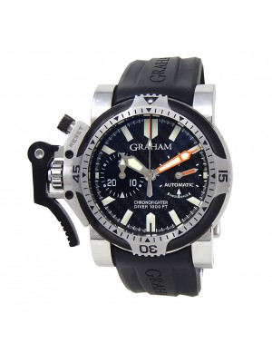 Graham Chronofighter Oversize Diver Tech Seal S.S Automatic 2OVDIVAS.B03A.K10B