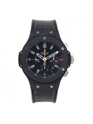 Hublot Big Bang Chronograph Amfar Black Ceramic Automatic 301.CI.1170.GR.AMF11