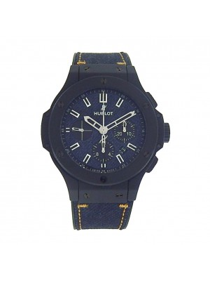 Hublot Big Bang Jeans Black Ceramic Automatic Mens Watch 301.CI.2770.NR.JEANS14