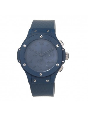Hublot Big Bang Blue PVD Ceramic Automatic Chronograph Men's Watch 301.EI.5190RB