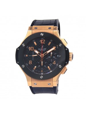 Hublot Big Bang 18k Rose Gold Men's Watch Automatic 301.PB.131.RX