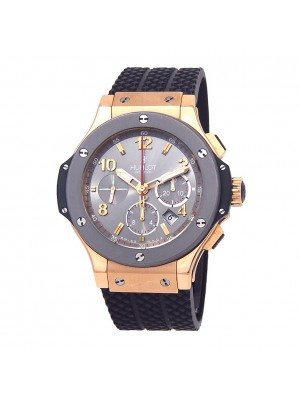 Hublot Big Bang 18k Rose Gold Automatic Chronograph Men's Watch 301.PT.401.RX