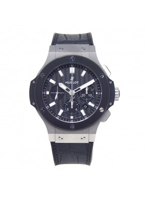 Hublot Big Bang Stainless Steel Automtic Chronograph Men's Watch 301.SM.1770.GR
