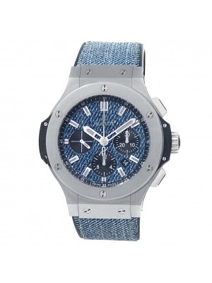 Hublot Big Bang Stainless Steel Blue Jeans Men's Watch 301.SX.2770.NR.JEANS16