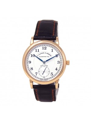 A.Lange & Sohne 1815 Automatik Sax-O-Mat 18k Rose Gold Men's Watch 303.032