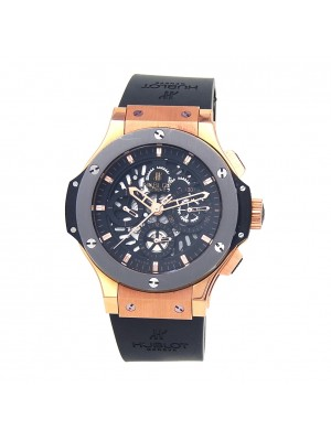 Hublot Big Bang Aero Bang 18K Rose Gold Automatic Men's Watch 310.PM.1180.RX