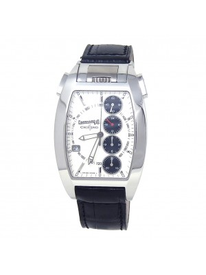 Eberhard & Co Chrono 4 Temerario Stainless Steel Automatic Men's Watch 31047.8