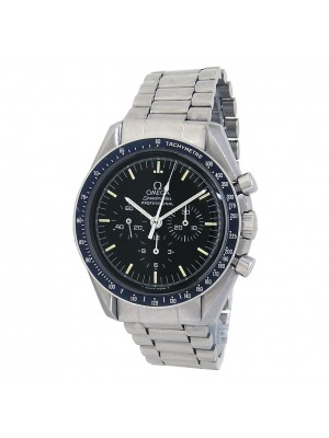 Omega Speedmaster Stainless Steel Manual Black Men's Watch 311.30.42.30.01.006