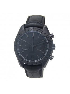 "Omega Speedmaster Moonwatch Dark Side of the Moon ""Black Black"" 3119244.51.01005"