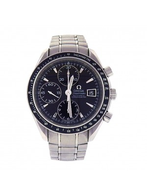 Omega Speedmaster Date Stainless Steel Automatic Men's Watch 3210.50.00