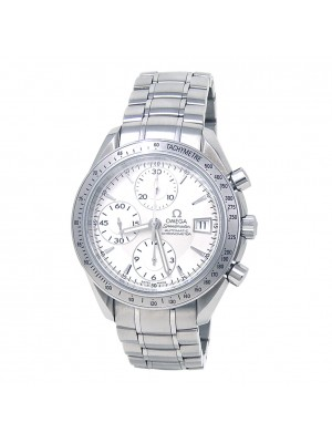 Omega Speedmaster Date Stainless Steel Automatic Men's Watch 3211.30.00