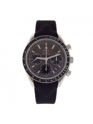 Omega Speedmaster Date Stainless Steel Automatic Chronograph 323.32.40.40.06001