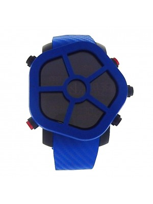 Jacob & Co. Unique Limited Ghost model 330.100.1 Black Blue Stainless PVD Watch