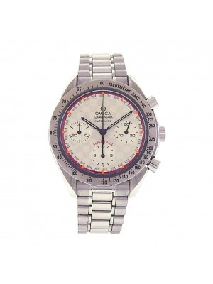 Omega Speedmaster Racing Chronograph Automatic Men's Watch - 3517.30.00
