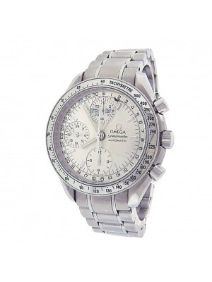 Omega Speedmaster 3523.30.00 Stainless Steel Chronograph Auto Silver Men's Watch