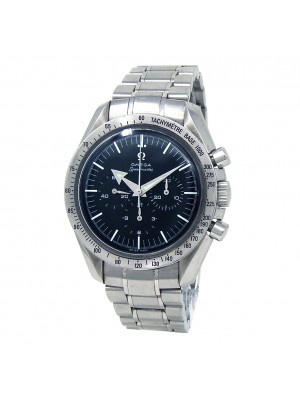 Omega Speedmaster Broad Arrow Stainless Steel Manual Mens Watch 3594.50.00