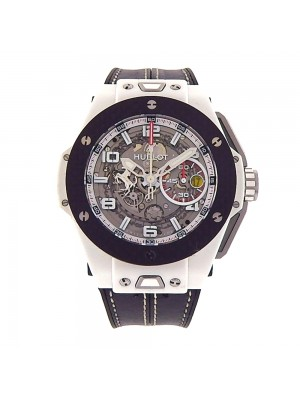 Hublot Big Bang Unico Ferrari 401.HQ.0121.VR Ceramic Chrono Auto Skeleton Watch