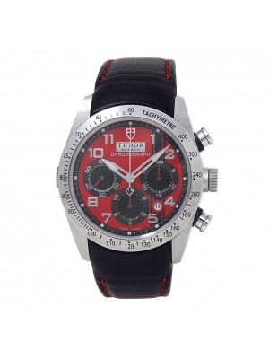 Tudor Fastrider Ducati Stainless Steel Automatic Men's Watch 42000D
